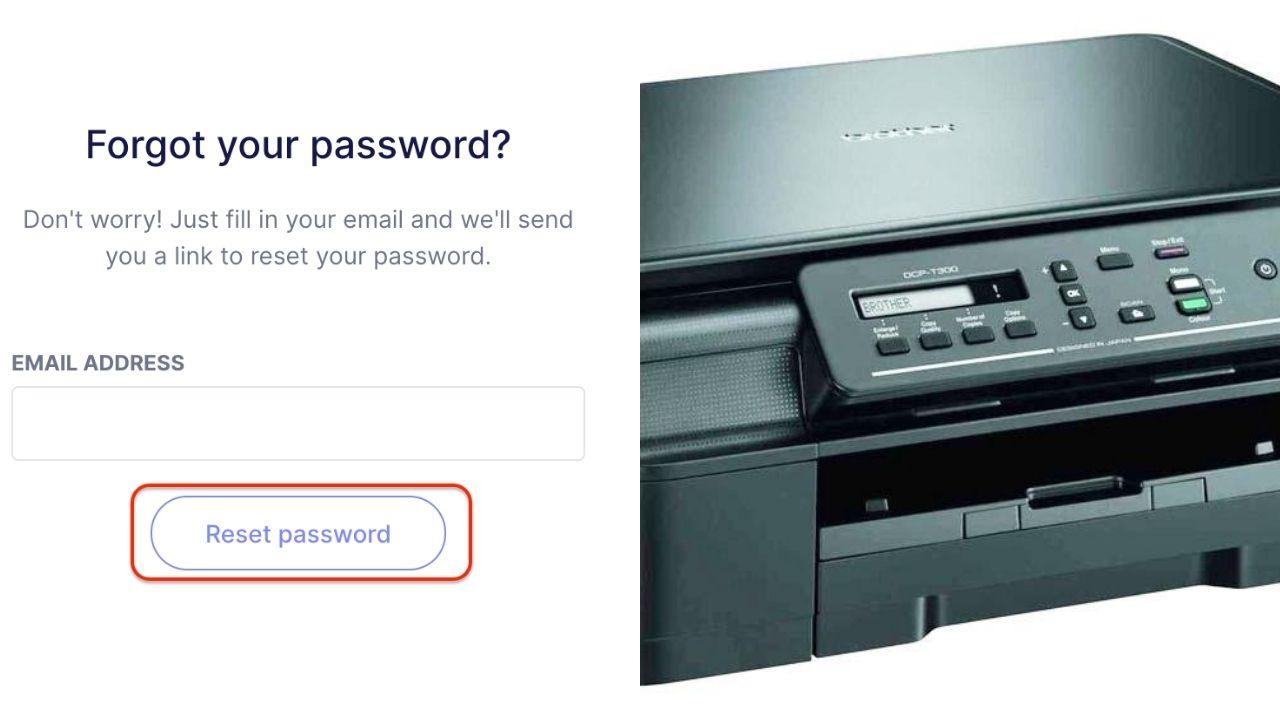 Brother default password, brother password, brother admin password, brother user password