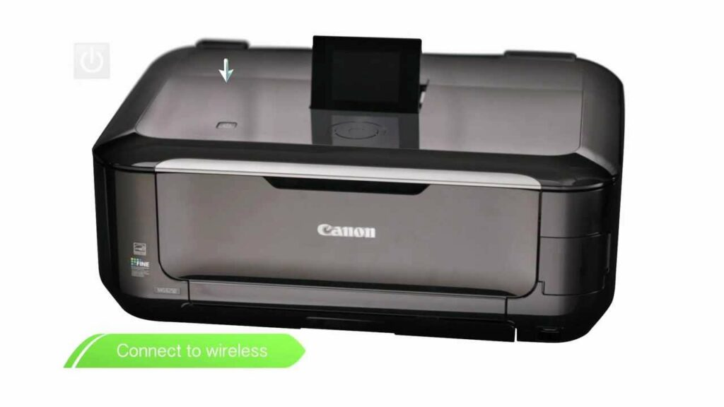 Canon printer wireless setup