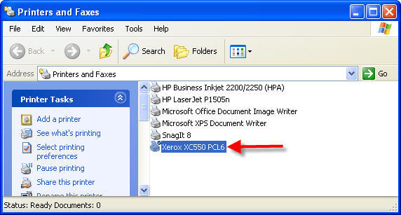 How can i Install xerox printer drivers