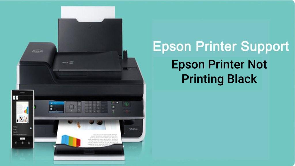 epson printer, epson printer not printing black, epson printer error, epson, printer