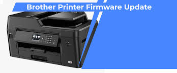 update brother printer firmware