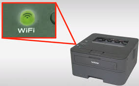 Connect the brother printer to wifi