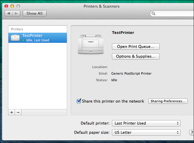 How can I connect Canon printer on Mac