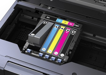 Kyocera printer not printing
