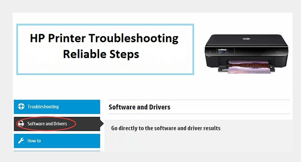 Hp deskjet 4100 troubleshooting: troubleshooting steps