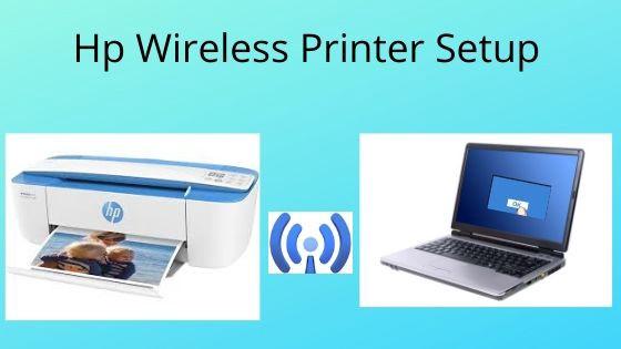Hp deskjet 4100 wireless setup: printer setup
