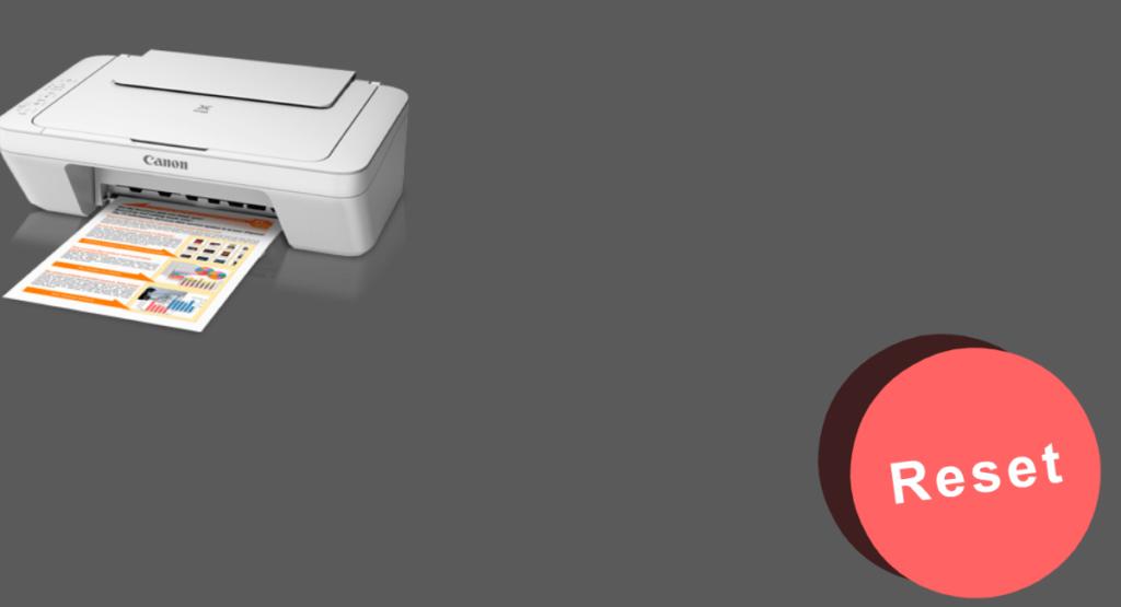canon printers troubleshooting pixma: how to reset printer