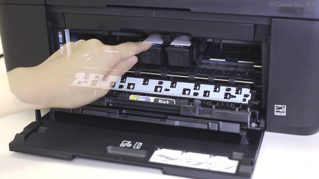cartridge for printer: Pullout cartridge