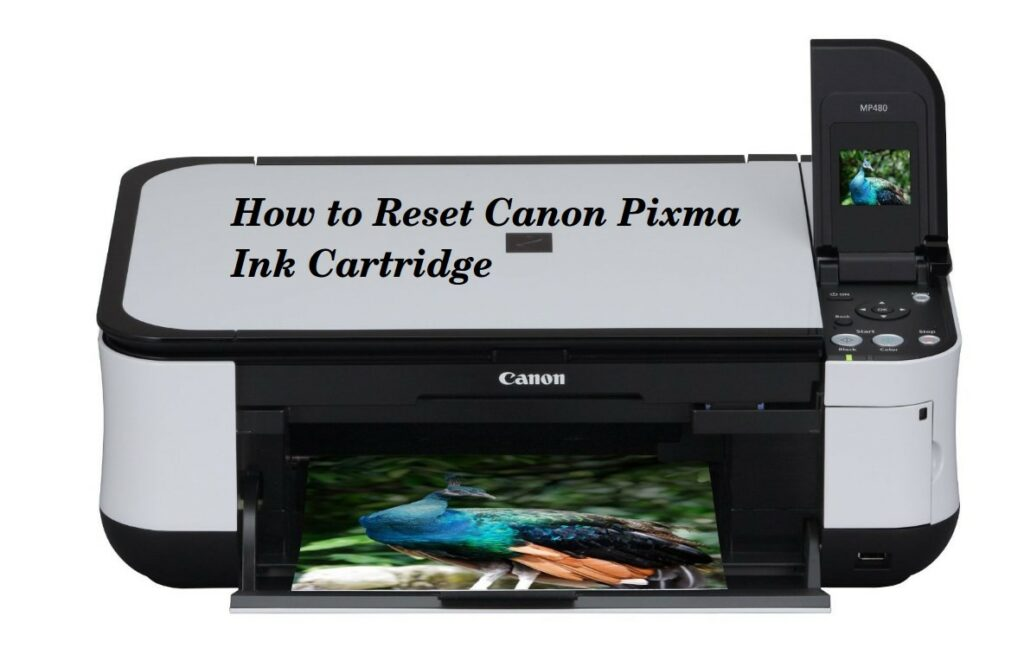 how do i reset my canon printer to factory settings: reset ink levels