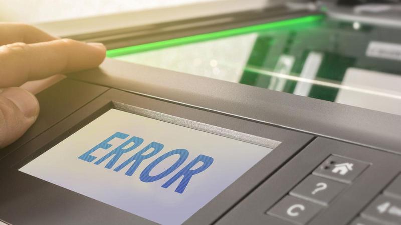 Troubleshooting Network Printer