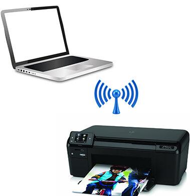 Wireless Setup Wizard Method for HP Printer WiFi Setup