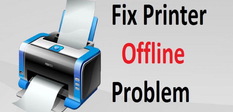 Printer Offline to Online Status